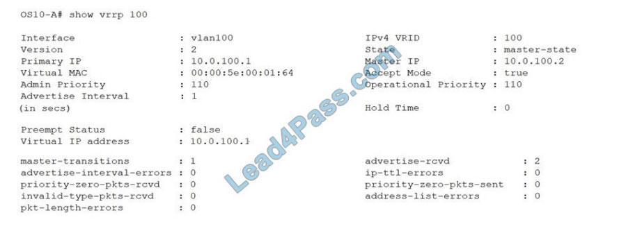 lead4pass des-5221 exam questions q3